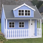 Childrens playhouses, we also supply outdoor toys
